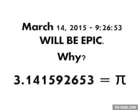 pi day of century