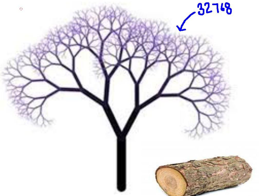 exponent tree