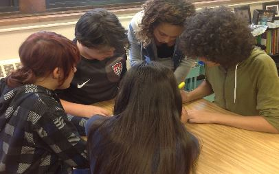 group work day 1 gr 7