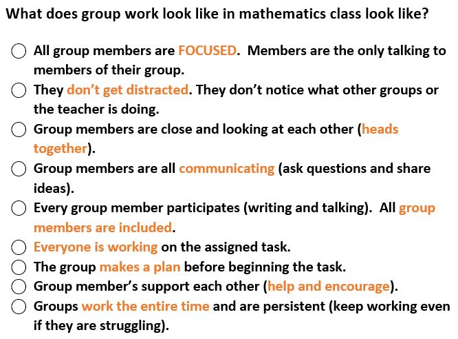 group work list 2015