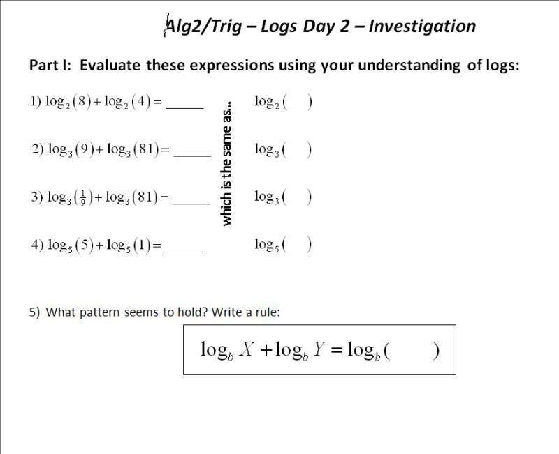log rules kate