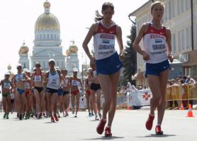 lashmanova race