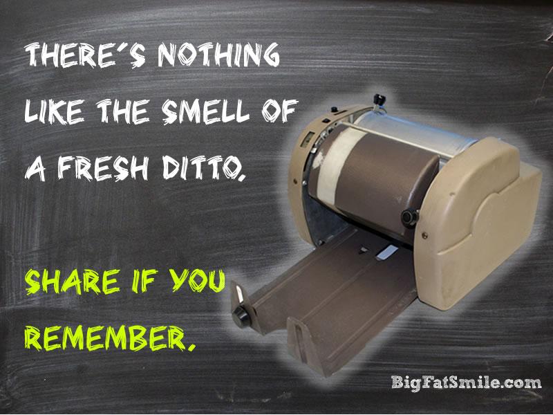 Ditto-Machine
