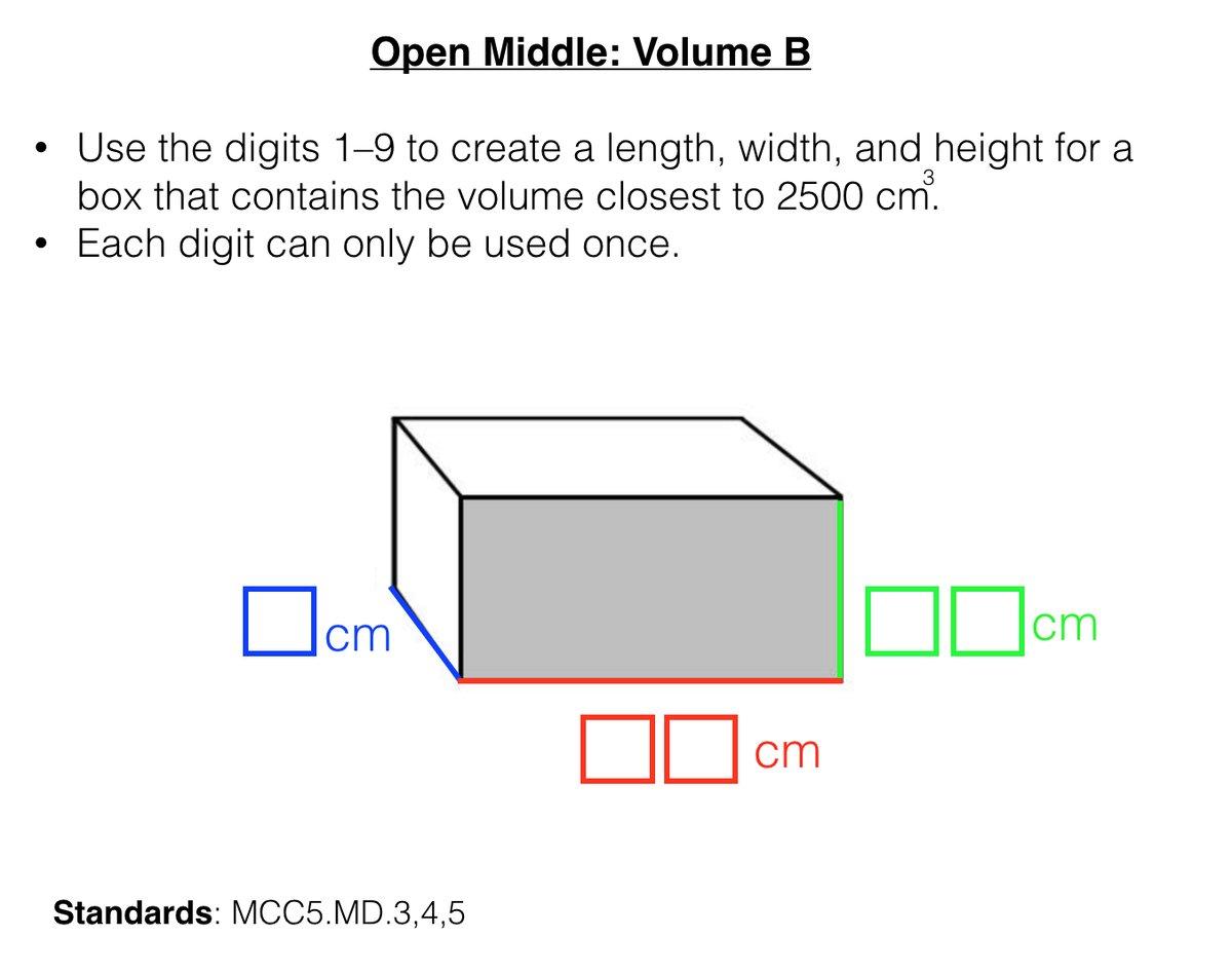 graham open middle problem