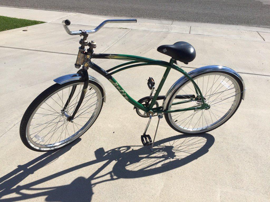 Montana Backwards Bike