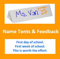 Name Tent featured Image