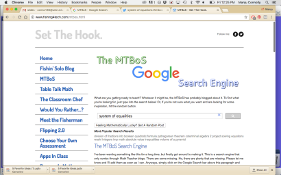 mtbos search engine